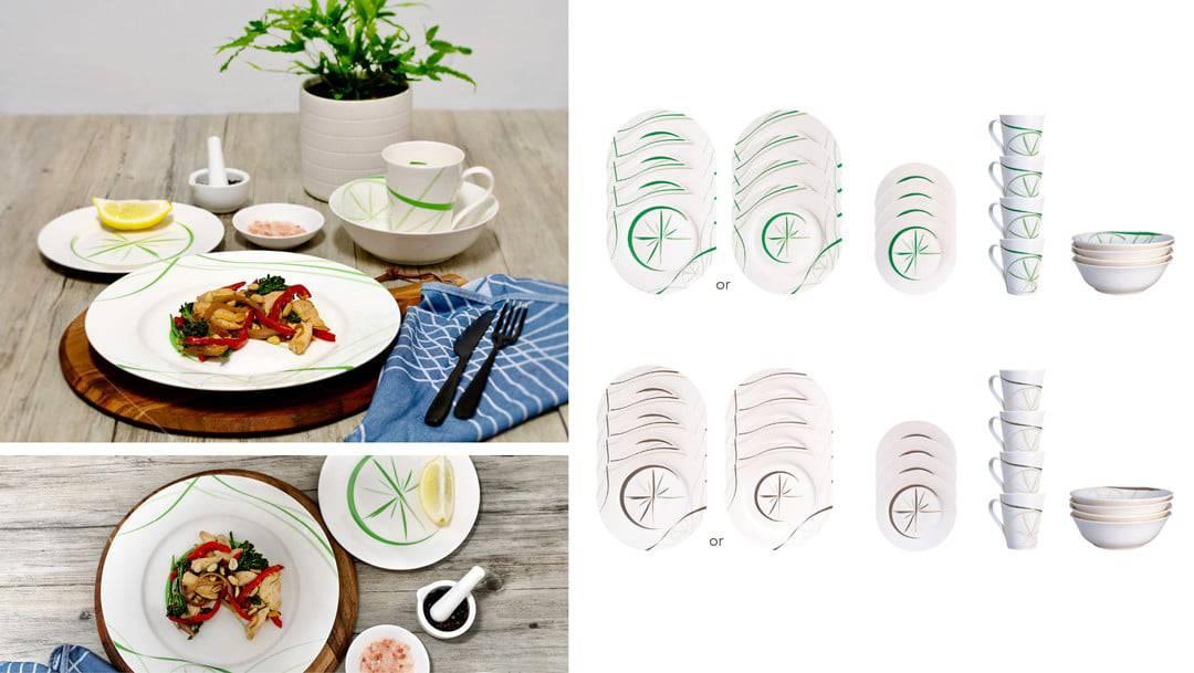 Dinnerware Launch & Pre Order