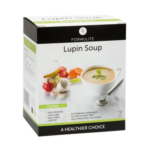 Chicken Soup Sachet Box