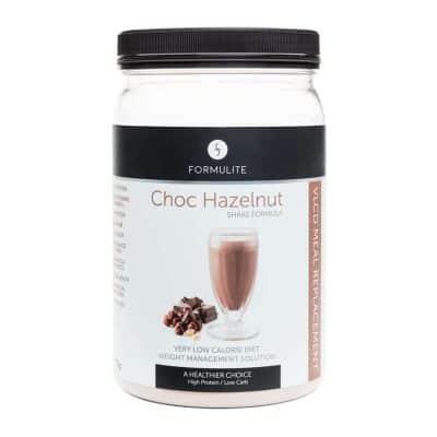 Choc Hazelnut Formulite Tub