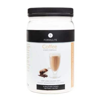 Coffee Formulite Tub