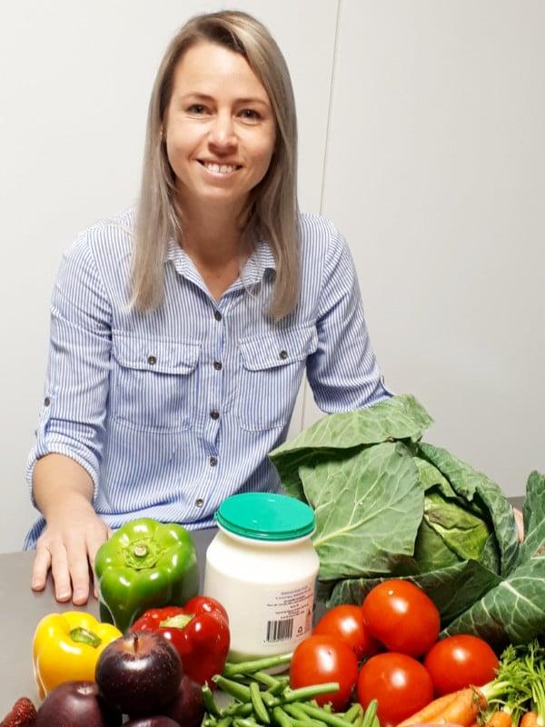 Caitlin Kingsbury - APD ANBSc (Nutrition & Food Science – Dietetics) Honours
