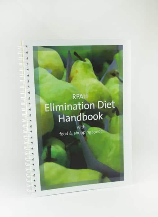 Inspiring Nutrition - Dietician Mandurah - RPAH Elimination Diet Handbook