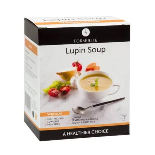 Vegetable Soup Sachet Box